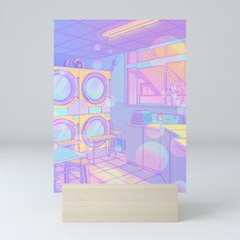 Yanaka Pop Wash Mini Art Print