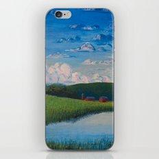 Farmhouse iPhone & iPod Skin
