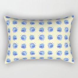Vicious Viruses Rectangular Pillow