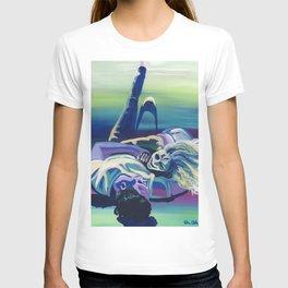 Floor Flourish T-shirt