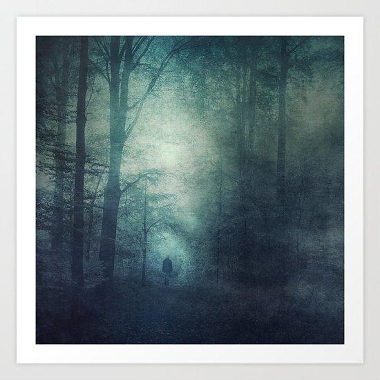 Light Portal Art Print
