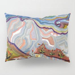 Earth Changes 1985 Pillow Sham