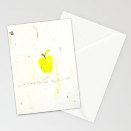 An Apple A Day Stationery Cards