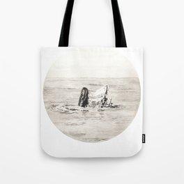 GHOST SHIP III Tote Bag