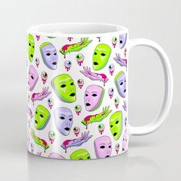 Alien Attack II Coffee Mug
