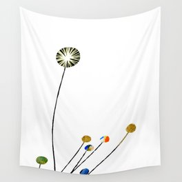 Style Blossoms Wall Tapestry