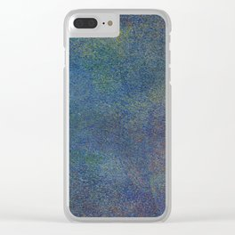 Abstract No. 199 Clear iPhone Case