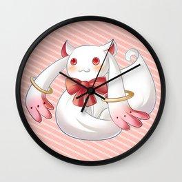 Kyuubey Wall Clock