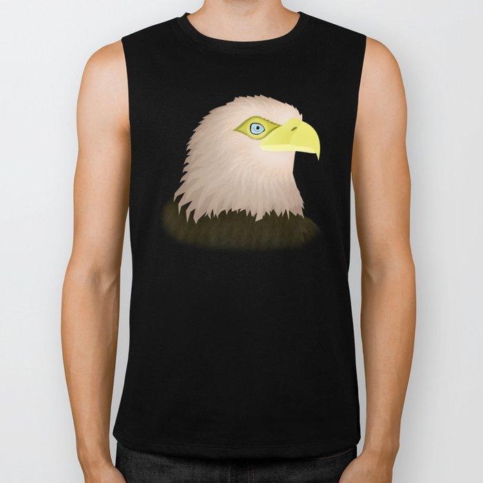 Eagle Biker Tank