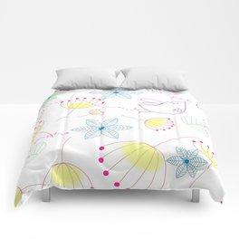 In The Springtime,Tra La La Comforters