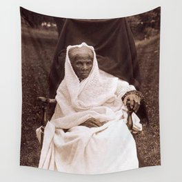 Harriet Tubman 1911 Wall Tapestry