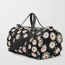 Lover's Eyes Duffle Bag