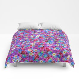 FLOWER MEADOW Comforters