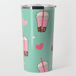 Boba Tea Love Travel Mug
