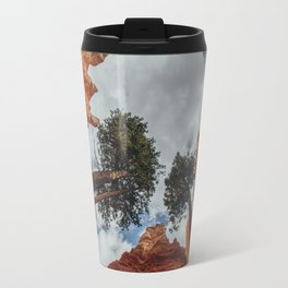 Trees in the Sky Travel Mug