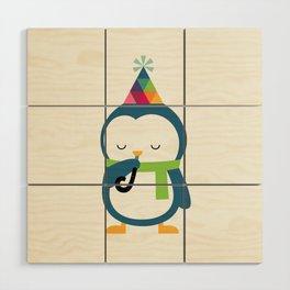 Everyday Birthday Wood Wall Art