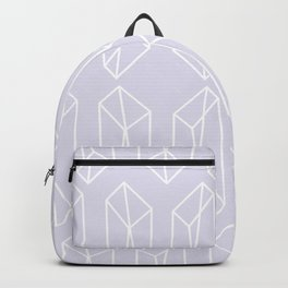 Almost Geometric Jewels Pattern 2 - 1 Backpack