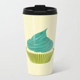 Cupcake Metal Travel Mug