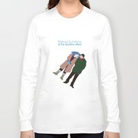 eternal sunshine Long Sleeve T-shirts featuring Eternal Sunshine of the Spotless Mind by bonieiji