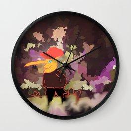 lets rock Wall Clock