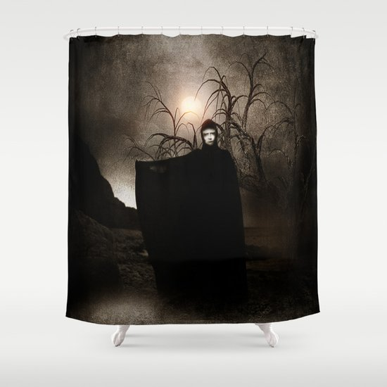 The Seventh Seal Shower Curtain