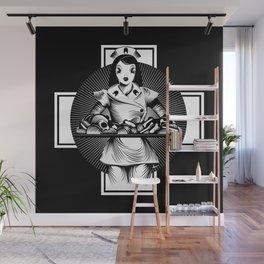 Nurse Wall Mural