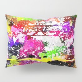 Big Mac Grunge Pillow Sham
