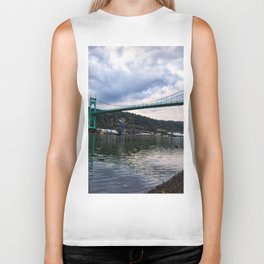 St. Johns Bridge Biker Tank