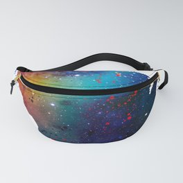 Maine Watercolor Fanny Pack