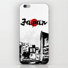 Japan Life iPhone Skin