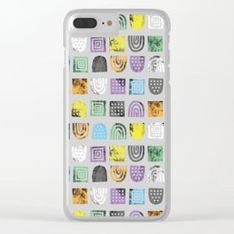 Figure Clear iPhone Case
