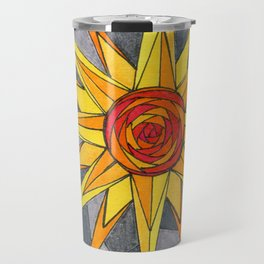Blazing Sun Travel Mug