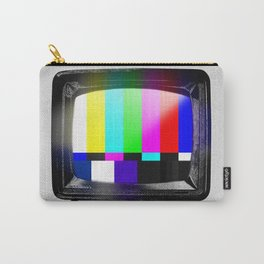 The Vintage Telly Carry-All Pouch
