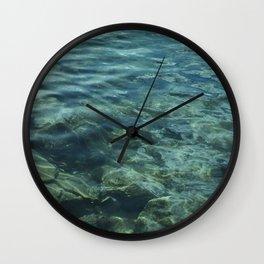 Waterwave Wall Clock