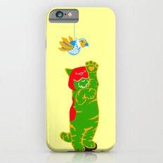 Here Battle Kitty Kitty iPhone 6s Slim Case