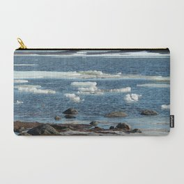 Candled Carry-All Pouch