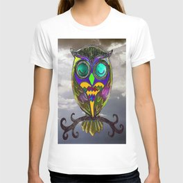 Brighid Owl T-shirt