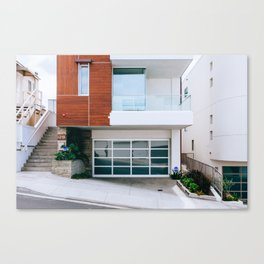 Manhattan Beach - Los Angeles, USA - #14 Canvas Print