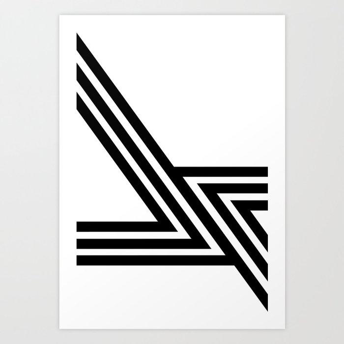 Hello VI Art Print