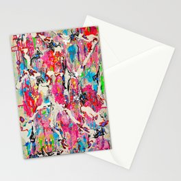 Frozen Hot Chocolate Stationery Cards