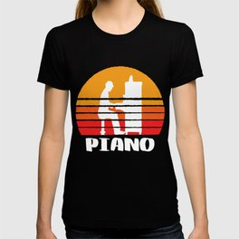 Piano Sunset T-shirt
