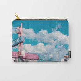 Astro Motel Carry-All Pouch