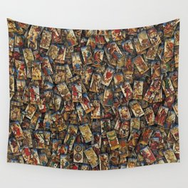 Tarot cards Wall Tapestry