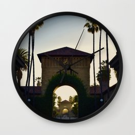 Palo Alto Wall Clock