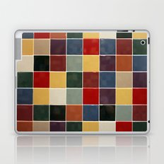 Checkers fine art photography Laptop & iPad Skin