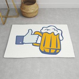 Like Beer Rug