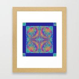 couple of kooks Framed Art Print