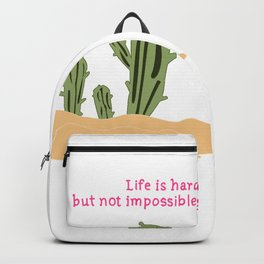 Cactus/Desert_concept_Design Backpack