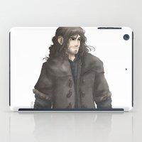 kili iPad Cases featuring Kili  by AlyTheKitten