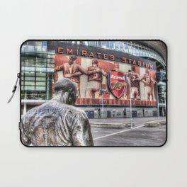 Thierry Henry Statue Emirates Stadium Laptop Sleeve